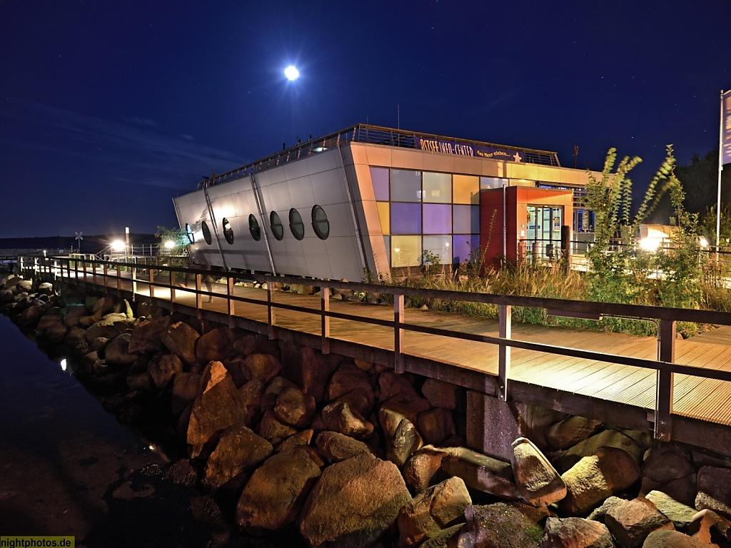 Eckernförde Ostsee-Infocenter erbaut 2007-2008