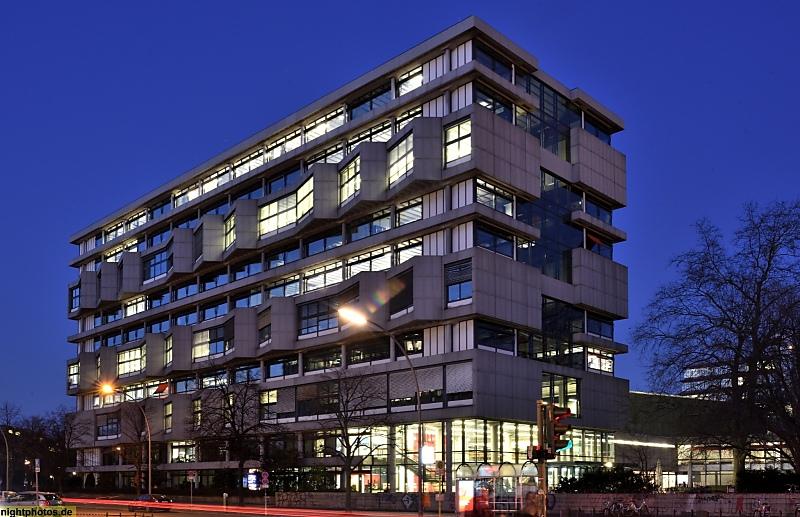 Berlin Charlottenburg Fachbereich Architektur Der Technischen